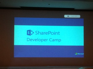 SharePoint Developer Camp Jeddah