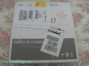Fujitsu Lifebook T904 - DHL Package